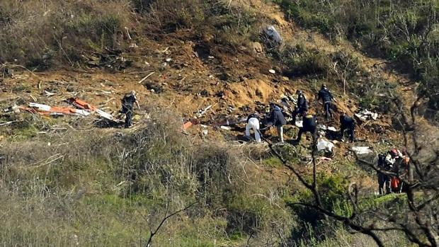 CNN công bố chi tiết 40 phút sinh tử trước khi máy bay của Kobe Bryant biến thành quả cầu lửa cướp đi 9 sinh mạng - Ảnh 10.