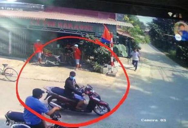 Hình ảnh kẻ nổ súng khiến 4 người tử vong, 1 người bị thương ở Sài Gòn - Ảnh 1.