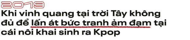 """1 thập kỉ của Kpop: 2009 là đỉnh cao """"xưng vương"""" toàn Châu Á, năm 2019 lấn bước tới trời Tây nhưng lại ngập tràn bê bối đáng quên - Ảnh 16."""