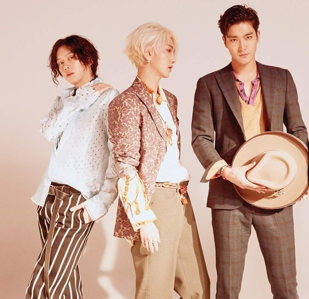 Yesung (Super Junior) từng muốn phẫu thuật thẩm mỹ để có đôi mắt giống Heechul & Siwon - Ảnh 1.