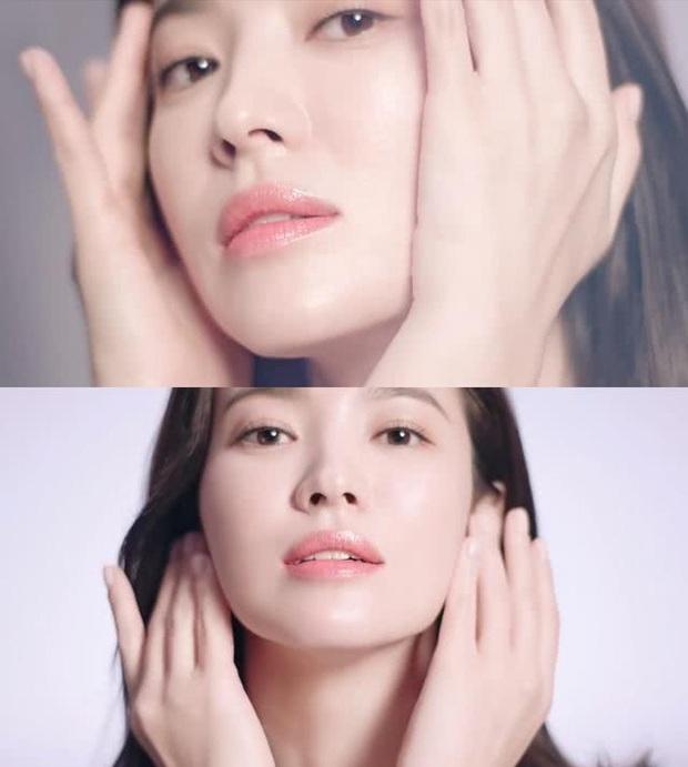 Hậu ly hôn Song Joong Ki, Song Hye Kyo hồi xuân, đẹp xuất sắc tới từng milimet trong clip quảng cáo - Ảnh 7.