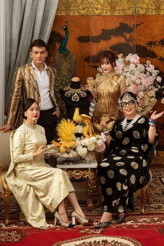 Gái Già Lắm Chiêu 3 VS. Crazy Rich Asians: Giống nhau concept xa hoa, mẹ chồng cùng xuất thân nhưng lại ghét con dâu; riêng đoạn kết gửi thông điệp khác phim gốc? - Ảnh 10.