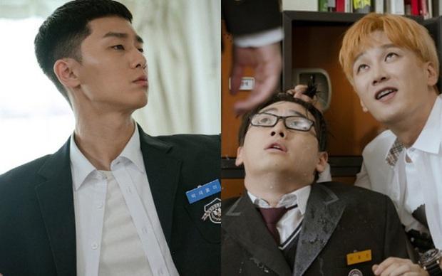 Cặp đôi Thư Kí Kim hẹn nhau trở lại màn ảnh nhỏ: Park Seo Joon lẫn Park Min Young đều cưa sừng về gặp mối tình đầu - Ảnh 3.