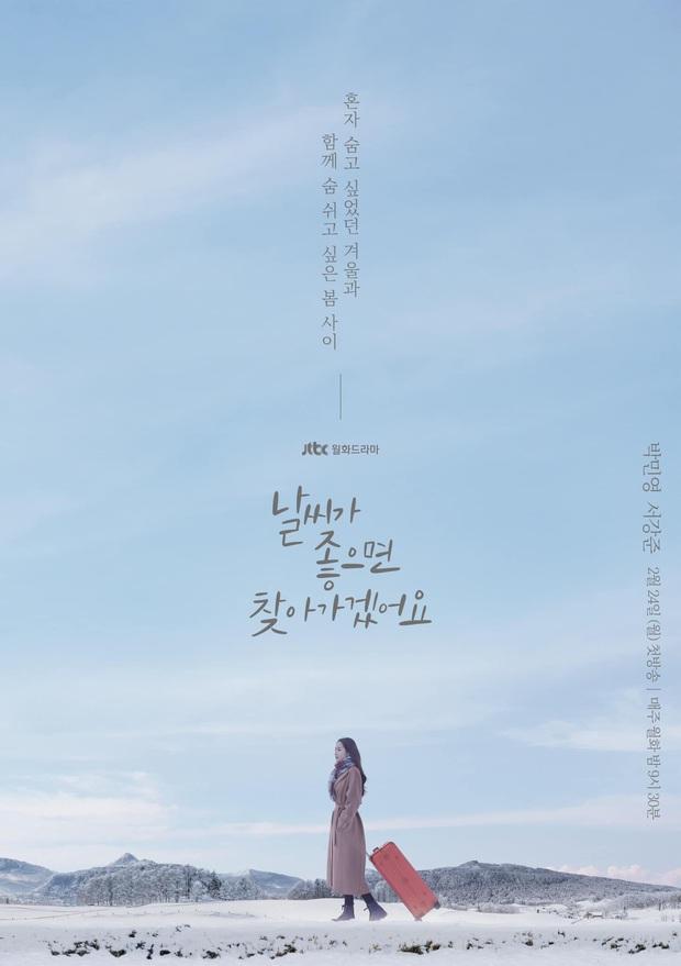 Cặp đôi Thư Kí Kim hẹn nhau trở lại màn ảnh nhỏ: Park Seo Joon lẫn Park Min Young đều cưa sừng về gặp mối tình đầu - Ảnh 8.