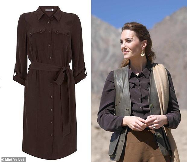Công nương Kate Middleton thể hiện đẳng cấp thời trang khi sửa đồ tinh tế mà ít người nhận ra - Ảnh 2.
