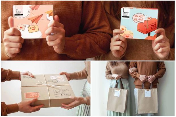 """Ý tưởng quà Valentine ngọt lịm dẫn lối bao trái tim tìm về đúng """"nhà"""" - Ảnh 1."""