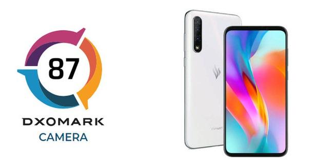 Vsmart Live được DxOMark chấm 87 điểm, ngang bằng với iPhone 7 Plus của Apple - Ảnh 1.