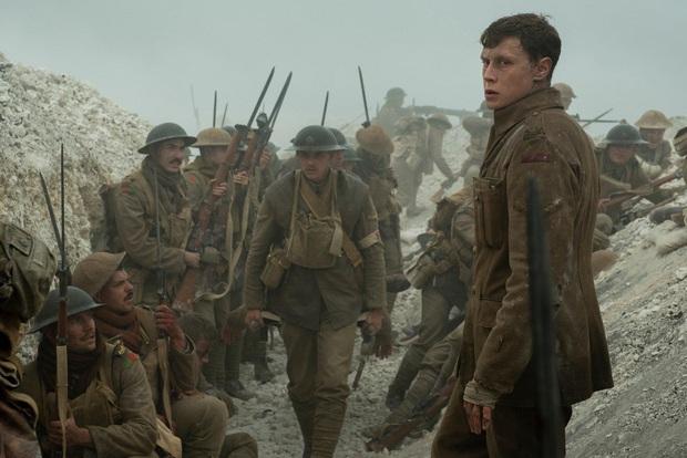 Review 1917: Đề tài chiến tranh nhưng chẳng khô khan, là kẻ mạnh ở đường đua Oscar 2020 - Ảnh 2.