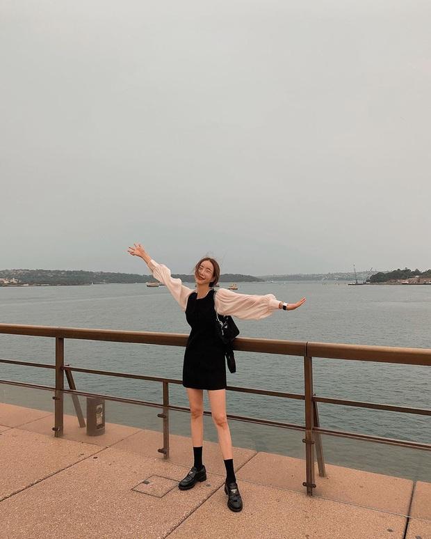 Combo váy áo được gái xinh xứ Hàn diện nhiệt tình nhất đợt này: Hack tuổi siêu ổn và thừa điểm thanh lịch để diện đến công sở  - Ảnh 12.