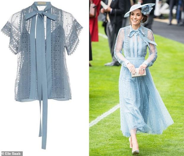 Công nương Kate Middleton thể hiện đẳng cấp thời trang khi sửa đồ tinh tế mà ít người nhận ra - Ảnh 3.
