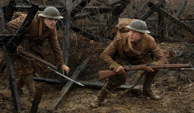 Review 1917: Đề tài chiến tranh nhưng chẳng khô khan, là kẻ mạnh ở đường đua Oscar 2020 - Ảnh 3.