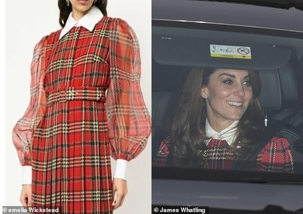 Công nương Kate Middleton thể hiện đẳng cấp thời trang khi sửa đồ tinh tế mà ít người nhận ra - Ảnh 5.