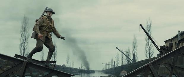 Review 1917: Đề tài chiến tranh nhưng chẳng khô khan, là kẻ mạnh ở đường đua Oscar 2020 - Ảnh 5.