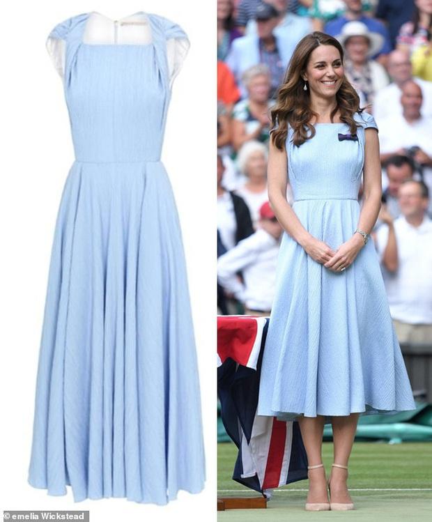Công nương Kate Middleton thể hiện đẳng cấp thời trang khi sửa đồ tinh tế mà ít người nhận ra - Ảnh 6.