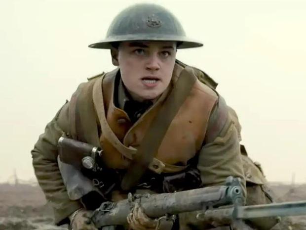 Review 1917: Đề tài chiến tranh nhưng chẳng khô khan, là kẻ mạnh ở đường đua Oscar 2020 - Ảnh 6.