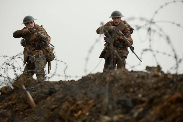 Review 1917: Đề tài chiến tranh nhưng chẳng khô khan, là kẻ mạnh ở đường đua Oscar 2020 - Ảnh 7.