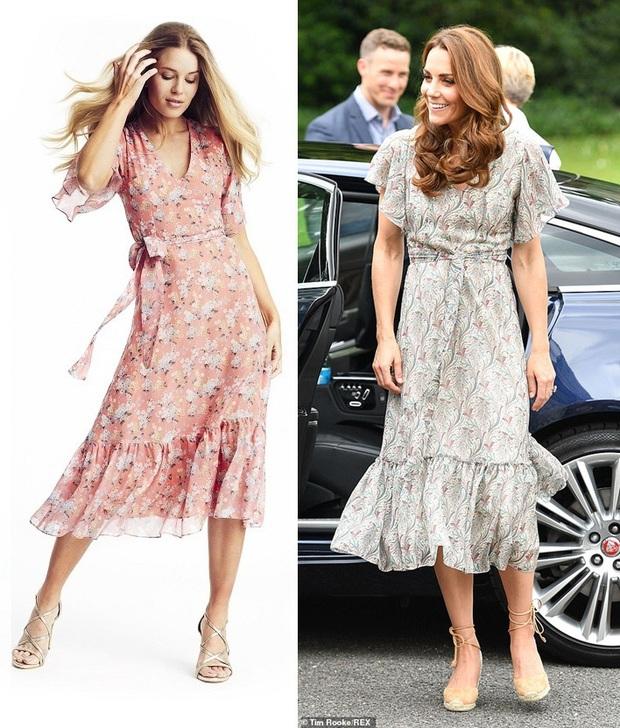 Công nương Kate Middleton thể hiện đẳng cấp thời trang khi sửa đồ tinh tế mà ít người nhận ra - Ảnh 8.