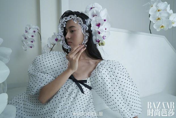 Loạt mỹ nhân châu Á thi nhau diện mặt nạ dị: Châu Tấn gây ám ảnh, Nghê Ni và người tình tin đồn G-Dragon thần thái xuất chúng - Ảnh 6.