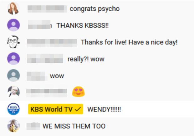 """Red Velvet vượt IU, giành cúp đầu tiên của thập kỷ nhưng bị kênh KBS giật """"spotlight"""" vì bày tỏ nhung nhớ với Wendy - Ảnh 7."""