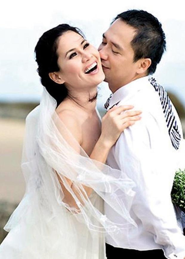 Tình duyên trái ngược của dàn siêu mẫu Vbiz đời đầu: Xuân Lan lên xe hoa ở tuổi 41, Anh Thư tự vực lại bản thân sau đổ vỡ hôn nhân - Ảnh 12.