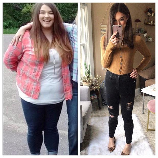 Hành trình giảm 86kg chỉ trong 1 năm của cô gái từng phải vác ghế đi muôn nơi vì không thể đứng lâu với cân nặng gần 150kg - Ảnh 6.