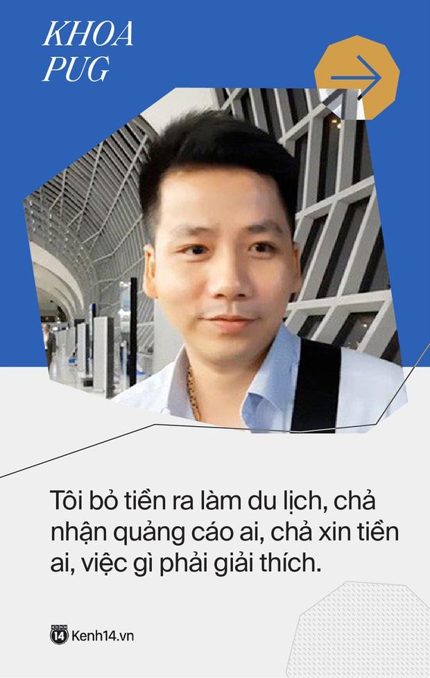 Tuyển tập phát ngôn nghe cái nhớ luôn của Cris Phan, Giang ơi, 1977 Vlog cùng loạt Youtuber đình đám  - Ảnh 23.