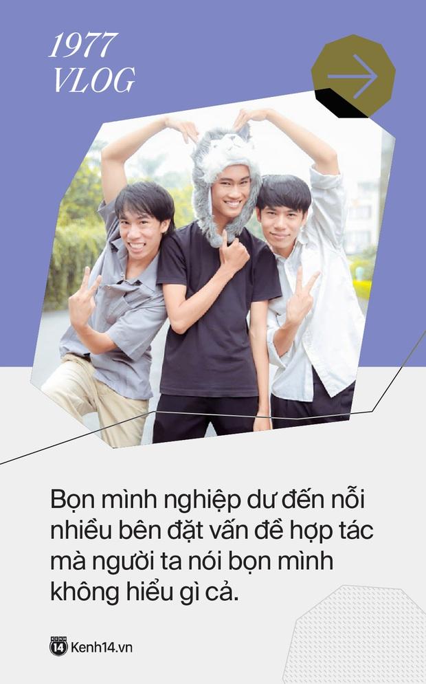 Tuyển tập phát ngôn nghe cái nhớ luôn của Cris Phan, Giang ơi, 1977 Vlog cùng loạt Youtuber đình đám  - Ảnh 27.