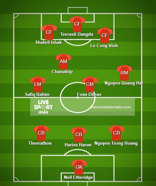 Đội hình xuất sắc nhất thập kỷ của Đông Nam Á: Việt Nam có tới 3 cái tên góp mặt nhưng HLV Park Hang-seo lại phải nhường chỗ cho Zico Thái - Ảnh 1.