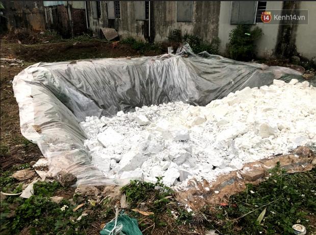 Phóng sự điều tra: Kinh hãi quy trình làm miến bẩn phục vụ Tết Canh Tý ở làng nghề ven đô Hà Nội - Ảnh 2.