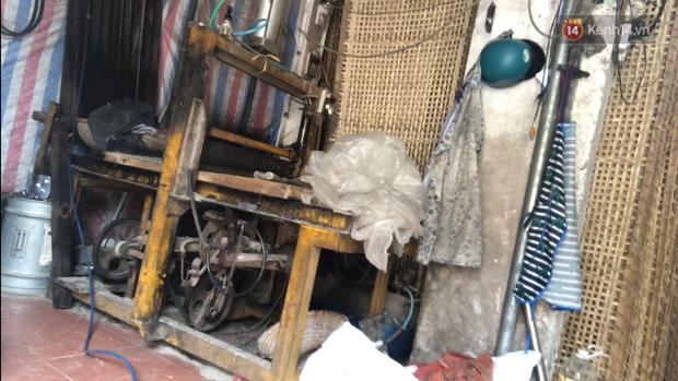 Phóng sự điều tra: Kinh hãi quy trình làm miến bẩn phục vụ Tết Canh Tý ở làng nghề ven đô Hà Nội - Ảnh 4.