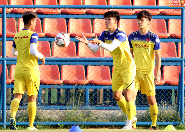 U23 Việt Nam nhận thất bại đầu tiên trong năm 2020 - Ảnh 1.