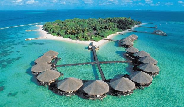 """Dân mạng nửa tin nửa ngờ trước """"bãi biển ngàn sao"""" đẹp như cổ tích ở Maldives, là có thật hay lại chiêu trò chỉnh ảnh câu like? - Ảnh 5."""