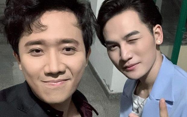 Web drama Bố Già của Trấn Thành không chỉ leo thẳng Top 3 Trending chưa đầy 1 ngày mà nhạc phim cũng được netizen truy lùng ráo riết - Ảnh 3.