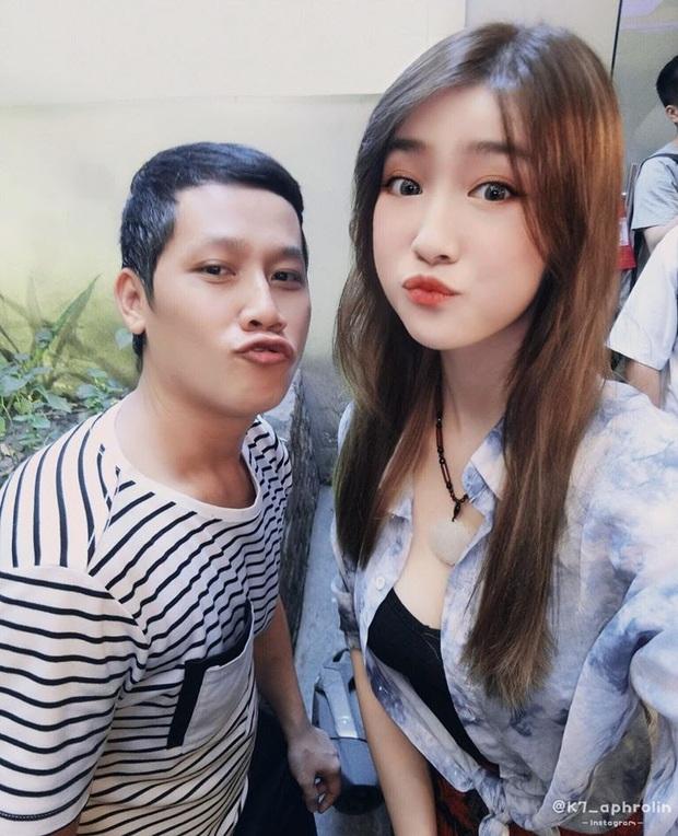 Ngọc Trinh, Uyên Pu, Mina Young cùng loạt hot girl triệu view được Thầy giáo Ba nhìn trúng - Ảnh 2.
