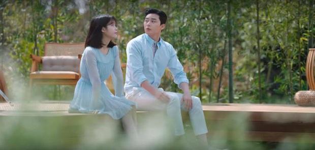 Chị Nguyệt IU nên duyên với tài phiệt Park Seo Joon trong phim mới, shipper chuẩn bị chèo thuyền thôi! - Ảnh 4.