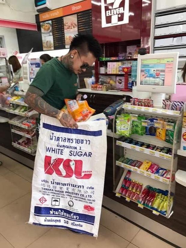 1001 cách shopping không túi nilon nhằm bảo vệ môi trường của người Thái - Ảnh 11.