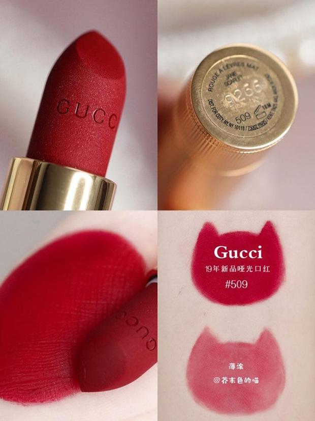 Gucci ra son mới, giá chỉ 8xx: Chị em phát sốt vì đẹp mê ly từ trong ra ngoài, mỗi tội cầm lên tay lại có chút hụt hẫng - Ảnh 11.
