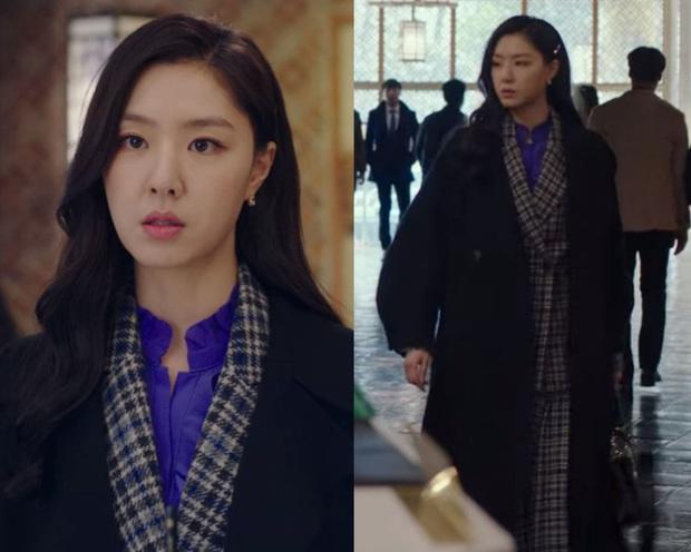 Crash Landing On You: Son Ye Jin đang bị hôn thê của Hyun Bin lấn lướt bằng style chanh sả, đúng chất tiểu thư Triều Tiên? - Ảnh 12.