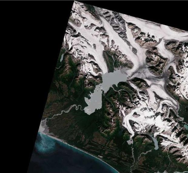 Trái Đất nhìn từ không gian qua những bức ảnh ấn tượng - Ảnh 12.