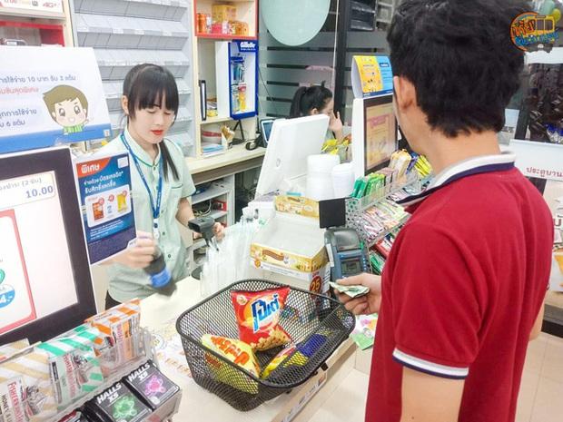 1001 cách shopping không túi nilon nhằm bảo vệ môi trường của người Thái - Ảnh 13.