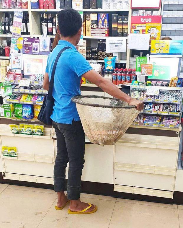 1001 cách shopping không túi nilon nhằm bảo vệ môi trường của người Thái - Ảnh 14.