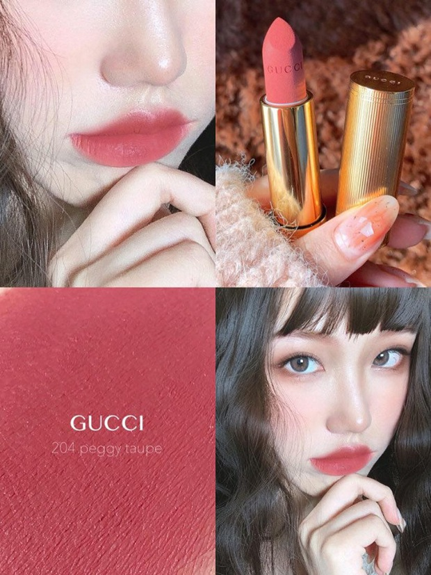 Gucci ra son mới, giá chỉ 8xx: Chị em phát sốt vì đẹp mê ly từ trong ra ngoài, mỗi tội cầm lên tay lại có chút hụt hẫng - Ảnh 14.