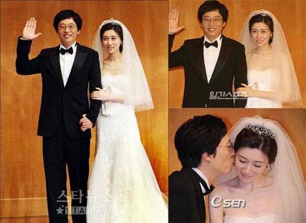 Nhìn lại mái ấm của các Running Man sau 10 năm: Người thì vợ đẹp con xinh, kẻ ly hôn gây chấn động showbiz - Ảnh 3.