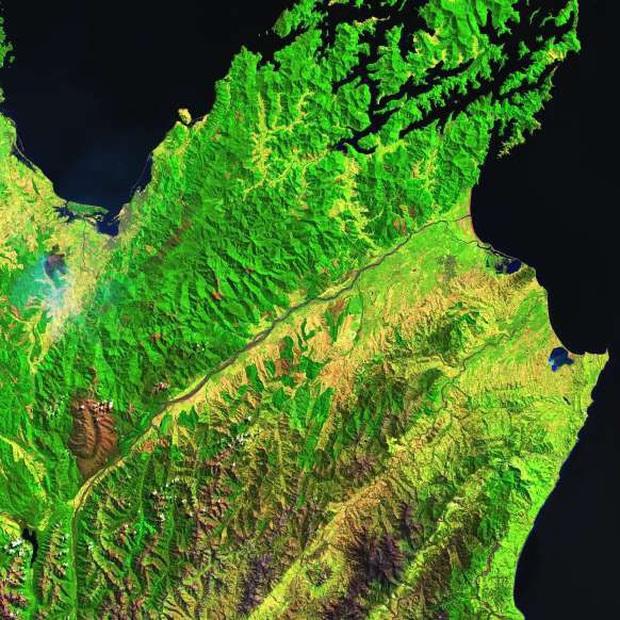 Trái Đất nhìn từ không gian qua những bức ảnh ấn tượng - Ảnh 4.
