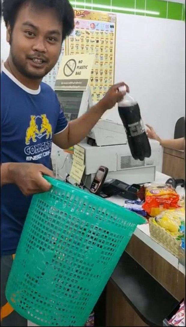 1001 cách shopping không túi nilon nhằm bảo vệ môi trường của người Thái - Ảnh 4.