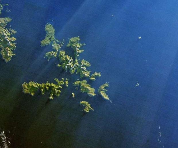 Trái Đất nhìn từ không gian qua những bức ảnh ấn tượng - Ảnh 6.