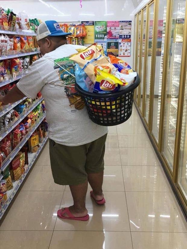 1001 cách shopping không túi nilon nhằm bảo vệ môi trường của người Thái - Ảnh 6.
