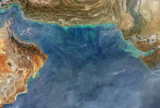 Trái Đất nhìn từ không gian qua những bức ảnh ấn tượng - Ảnh 7.