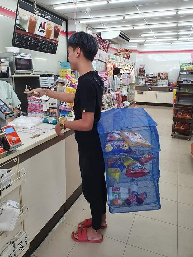 1001 cách shopping không túi nilon nhằm bảo vệ môi trường của người Thái - Ảnh 7.