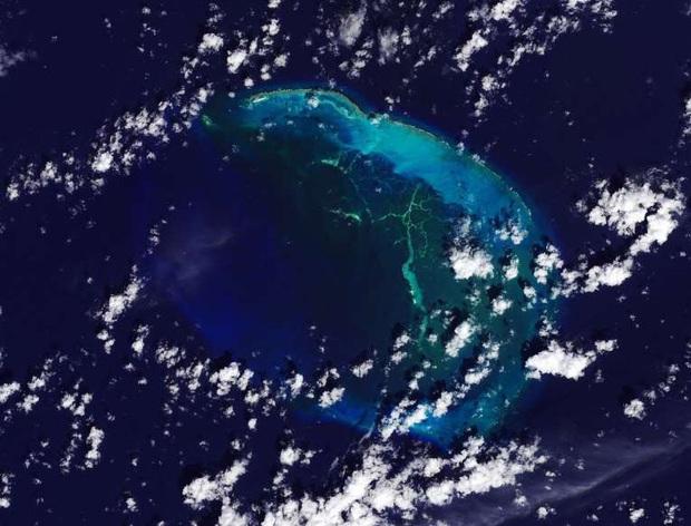 Trái Đất nhìn từ không gian qua những bức ảnh ấn tượng - Ảnh 8.